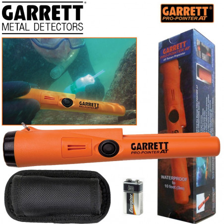 Propointer AT Garrett