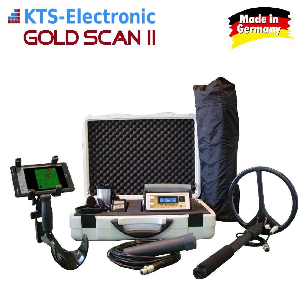 KTS Gold Scan II