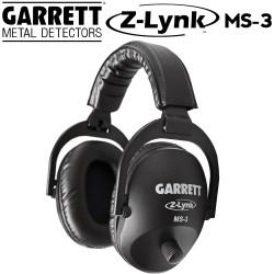 Casque sans fil Garrett MS3 Zlynk seul