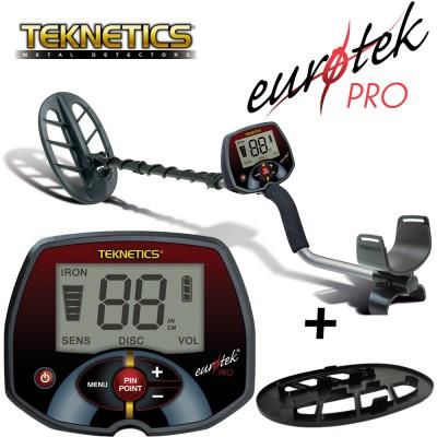 Teknetics Eurotek PRO disque 27cm DD + p-disque