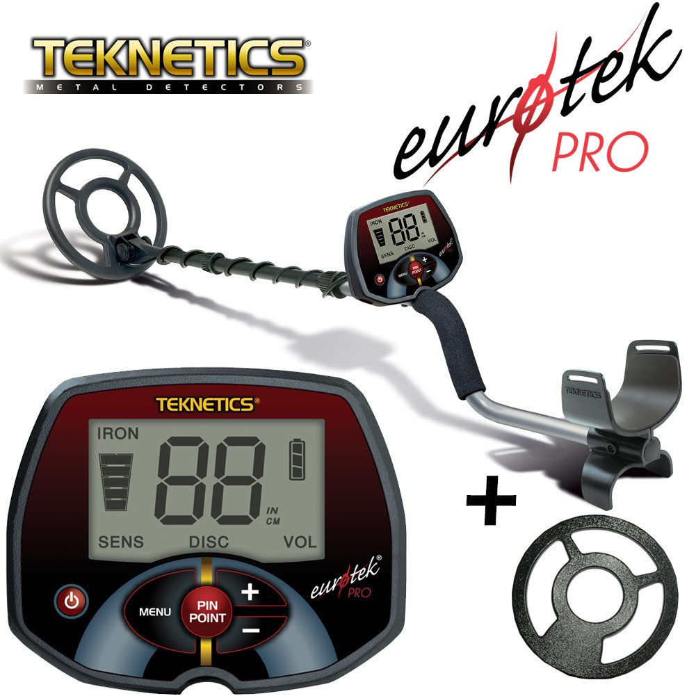 teknetics eurotek pro disque 20cm