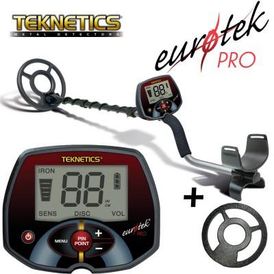 Teknetics Eurotek PRO + protège-disque