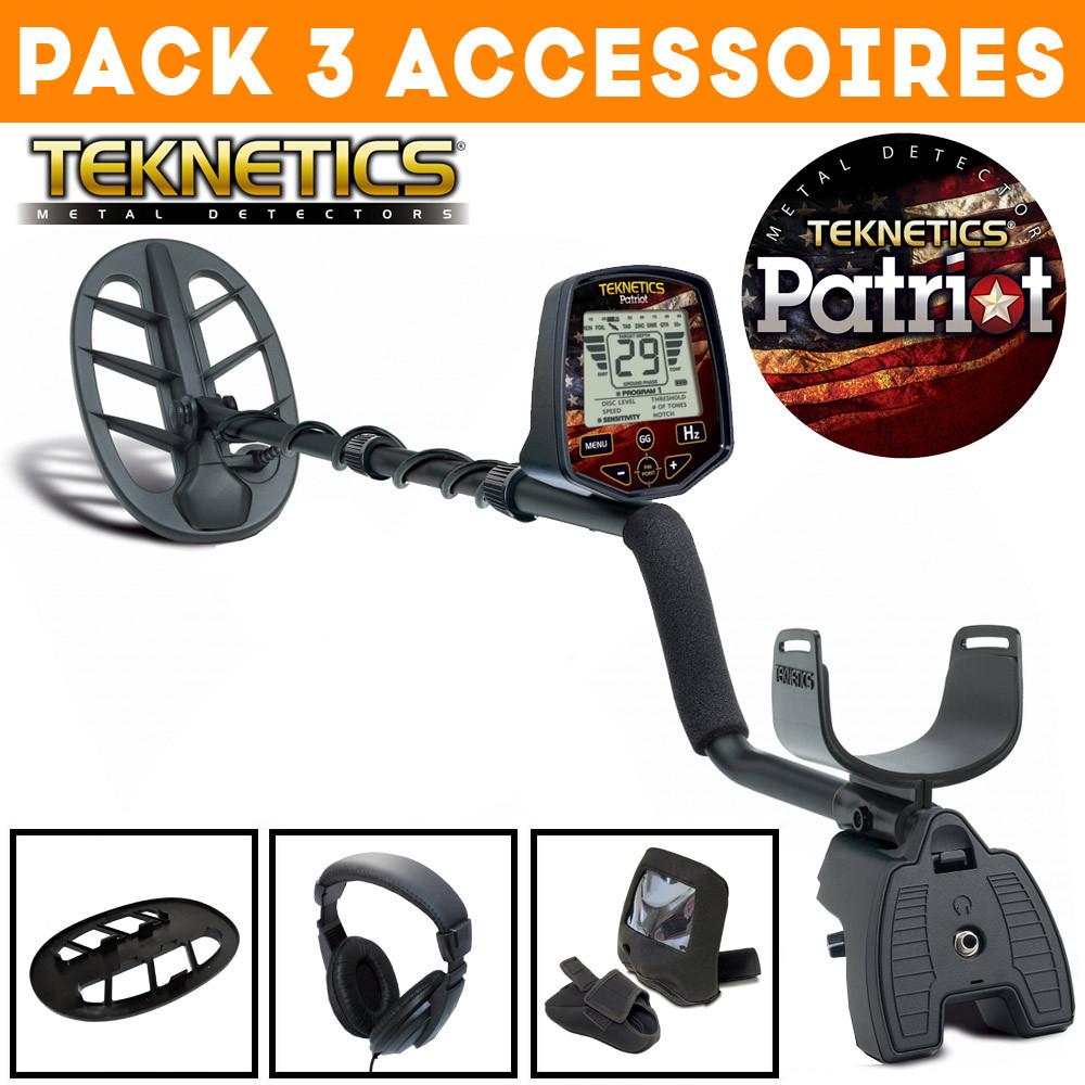 Teknetics Patriot + 3 accessoires