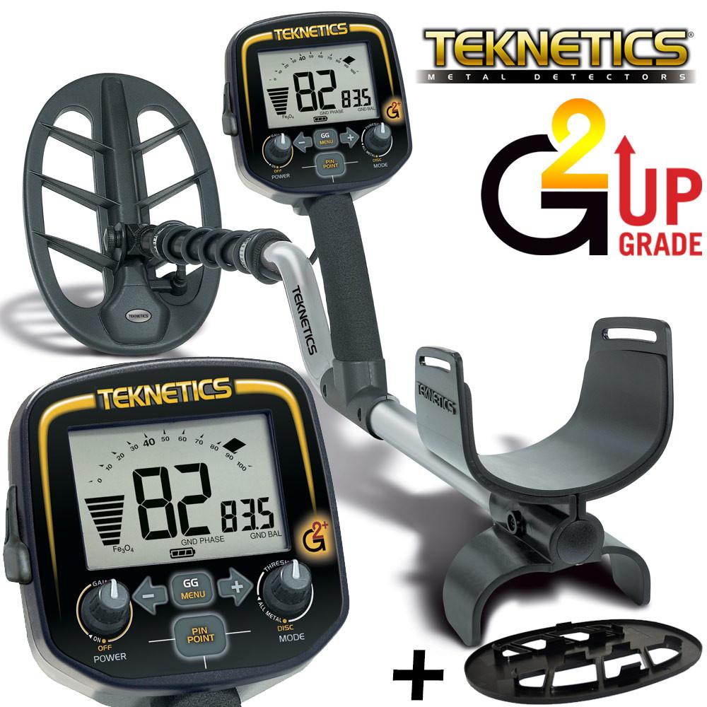 Détecteur Teknetics G2 facile à utiliser en promotion