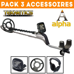 Teknetics ALPHA 2000 PACK