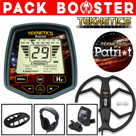 Teknetics Patriot pack GP