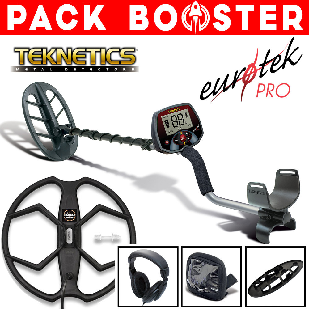 Teknetics Eurotek PRO PACK BOOSTER