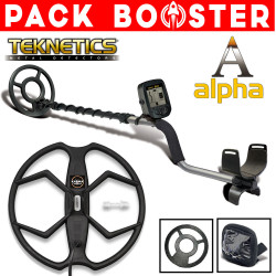 Teknetics ALPHA 2000 PACK BOOSTER