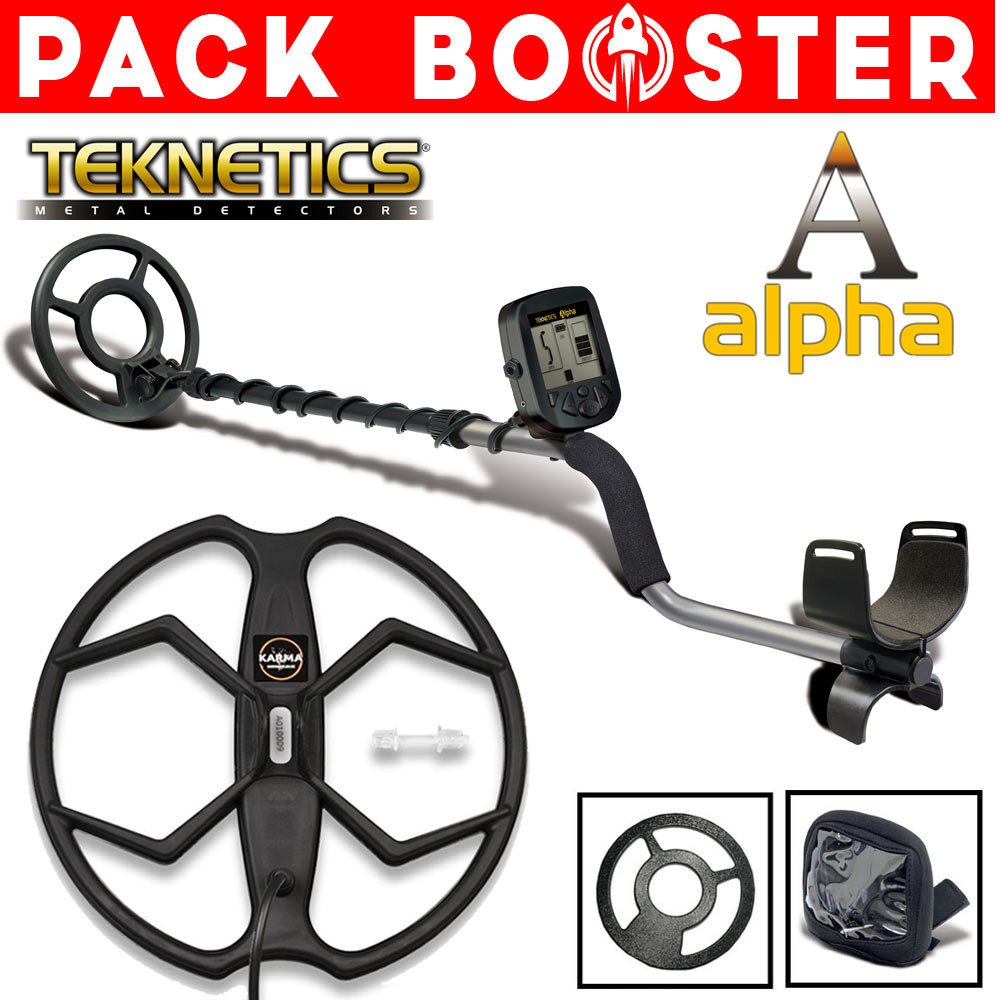 Teknetics ALPHA 2000 PACK BOOSTER
