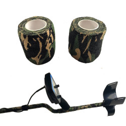 2 bandes protection camouflage