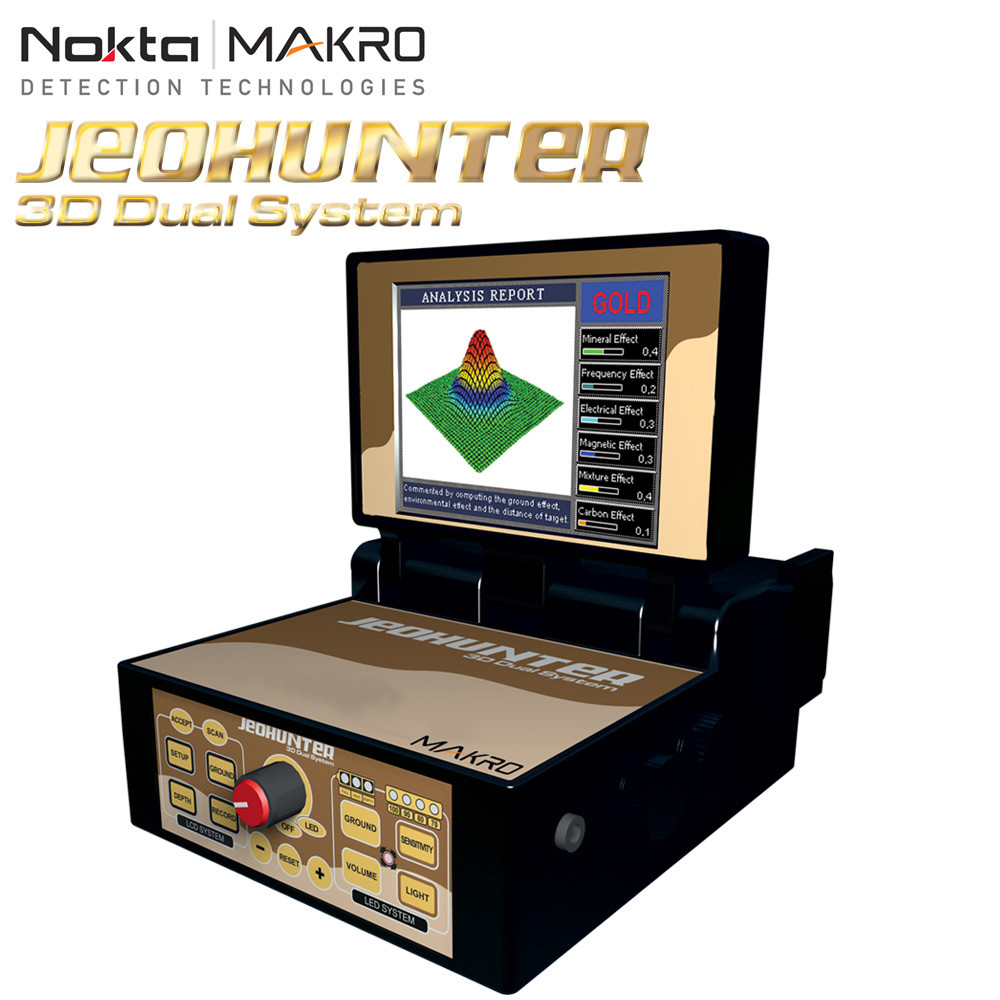 JEOHUNTER 3D Pack PRO