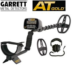 Garrett AT GOLD + protège disque + casque