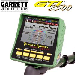 Garrett GTI 2500 PACK GRANDE PROFONDEUR