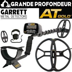 Garrett AT GOLD Pack Grande Profondeur