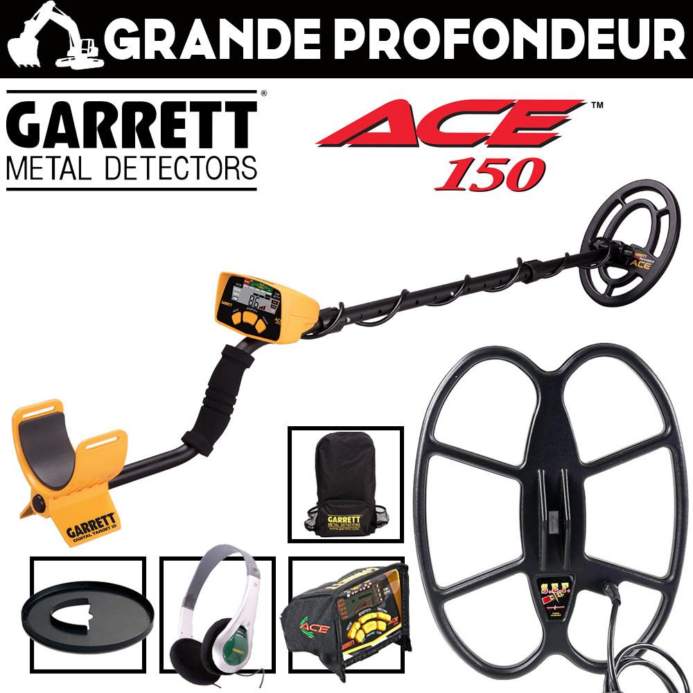 Garrett ACE 150 Pack GP