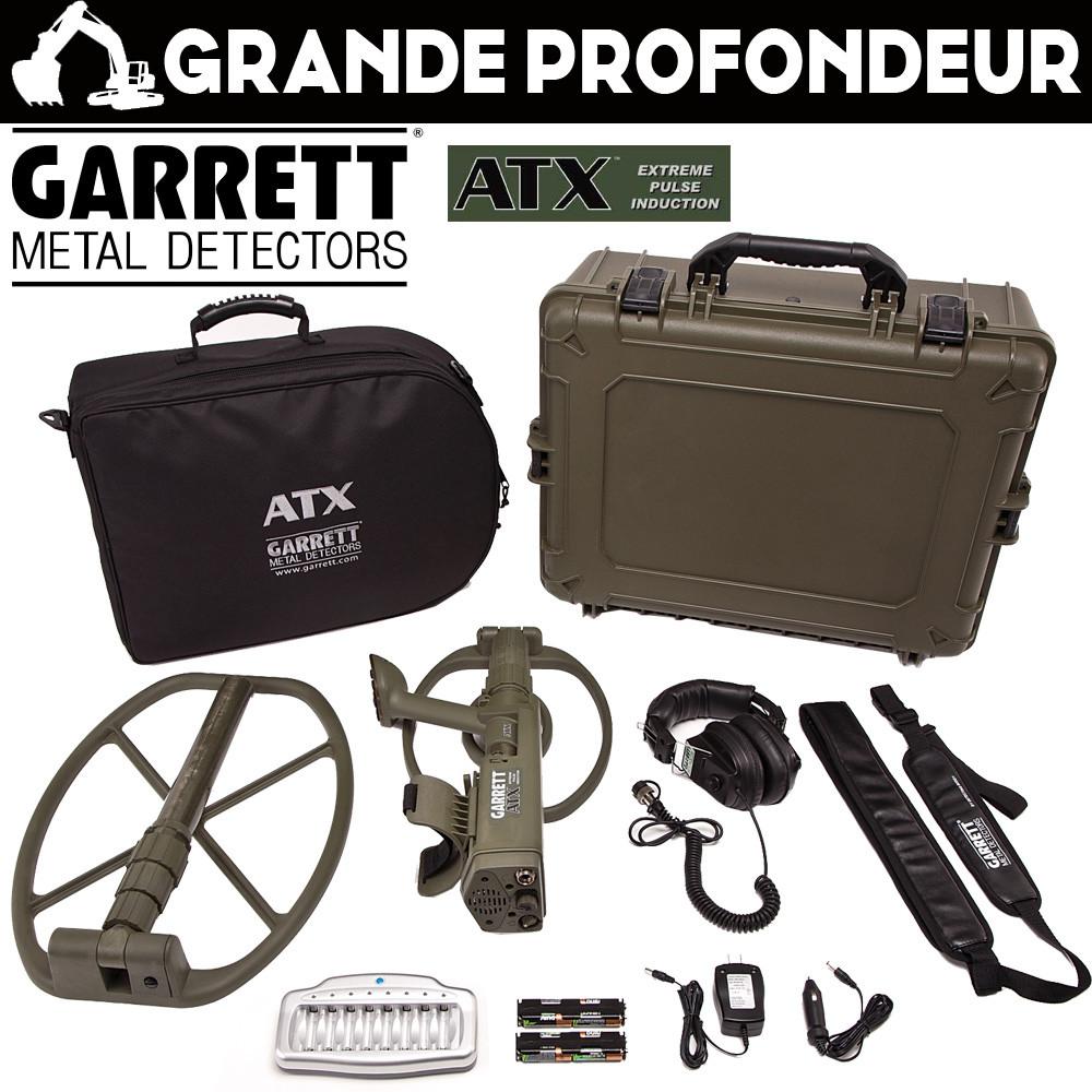 Garrett ATX PACK GRANDE PROFONDEUR