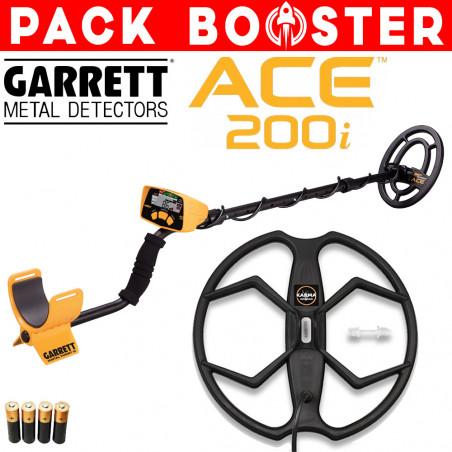 Garrett ACE 200i BOOSTER