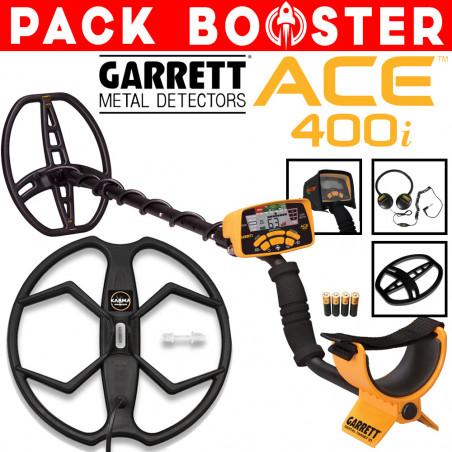 Garrett ACE 400i BOOSTER