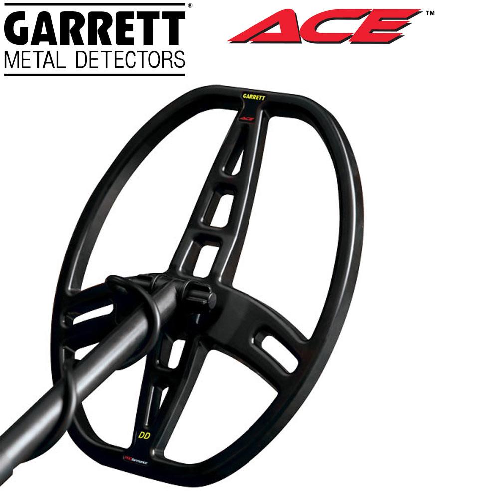 Disque 27cm DD pour Garrett ACE + p-disque+vis