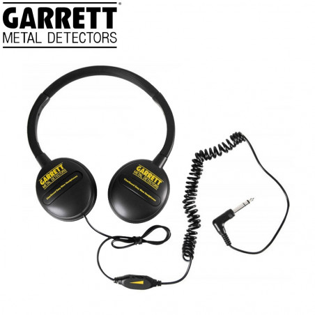 Casque Garrett TreasureSound