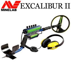 Minelab Excalibur II