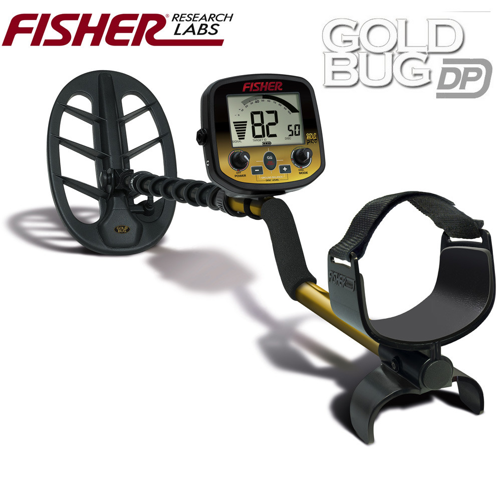Fisher GOLDBUG + protège-disque