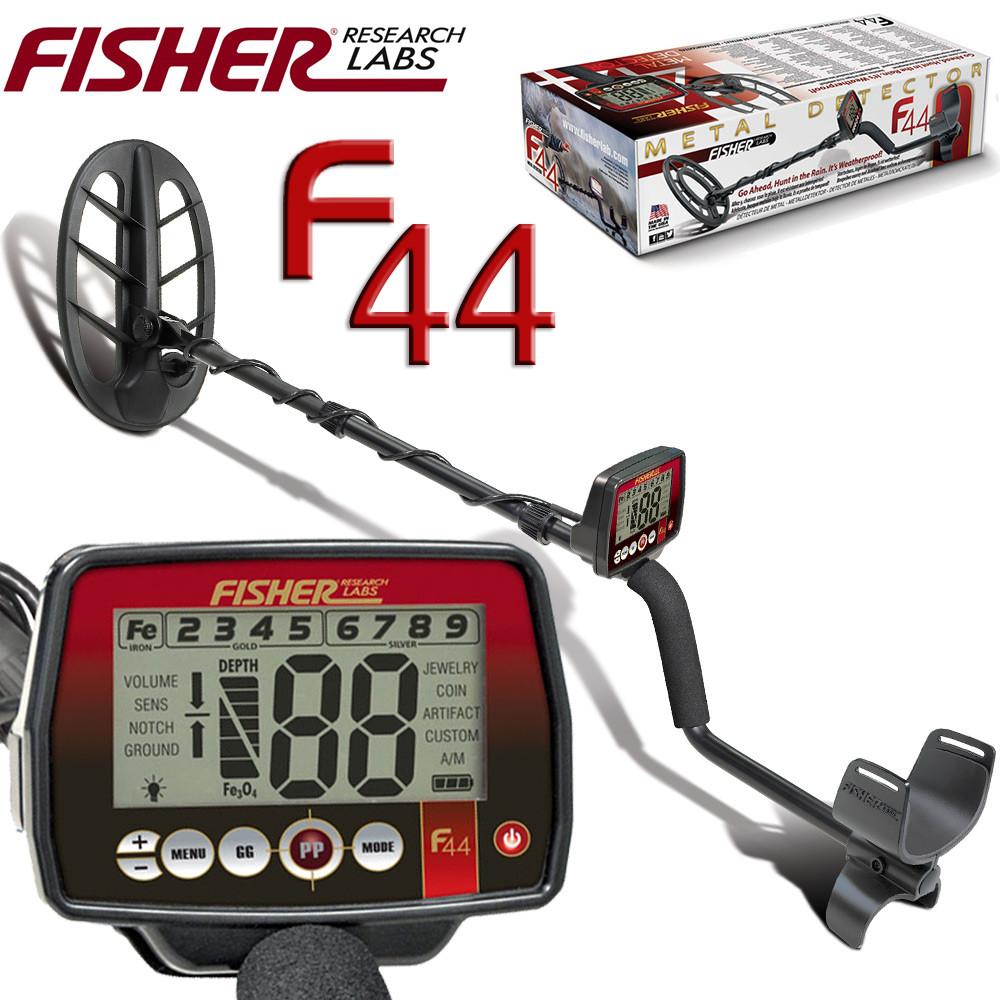 Fisher F44 disque 27cm DD + p-disque