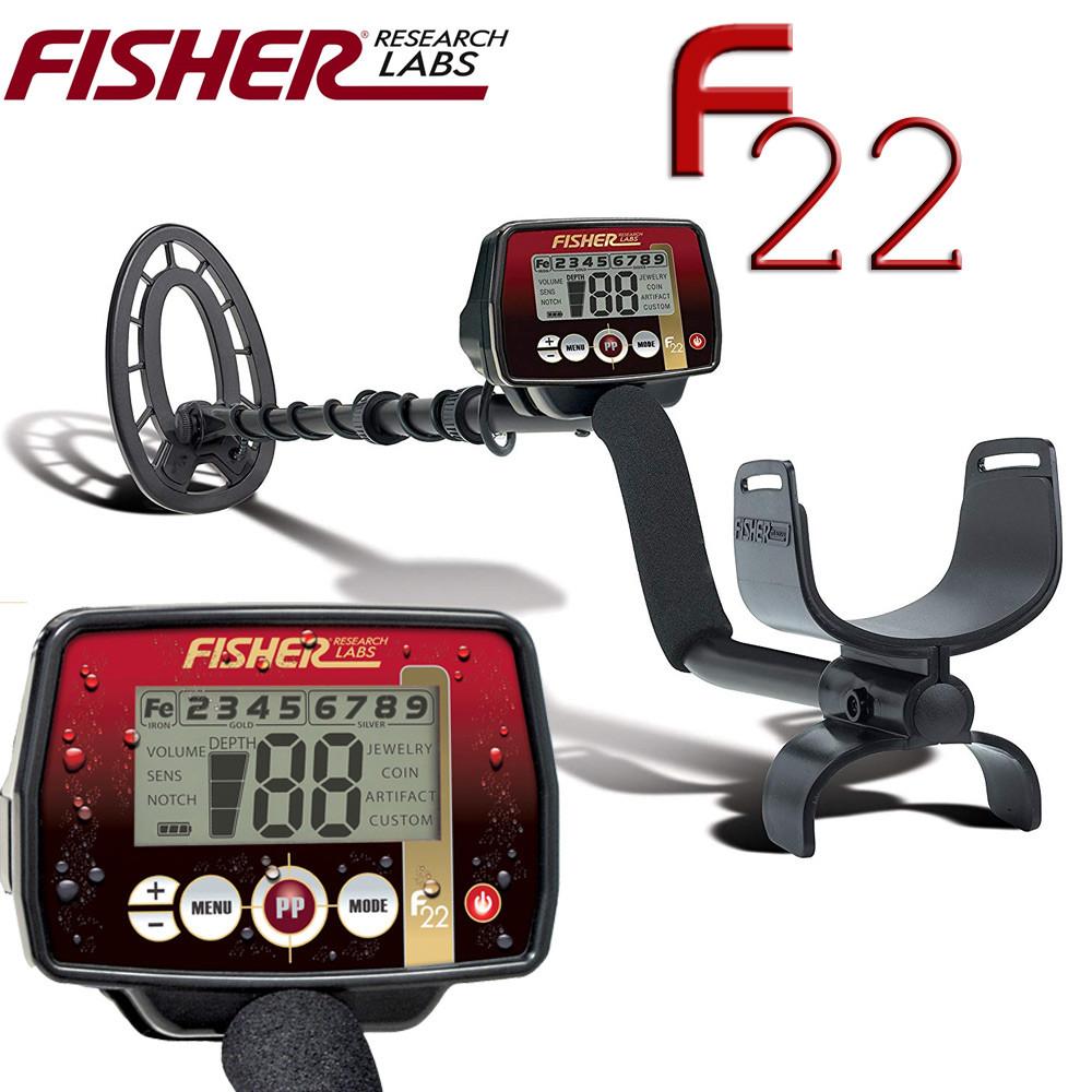 promotion détecteur fiosher f22