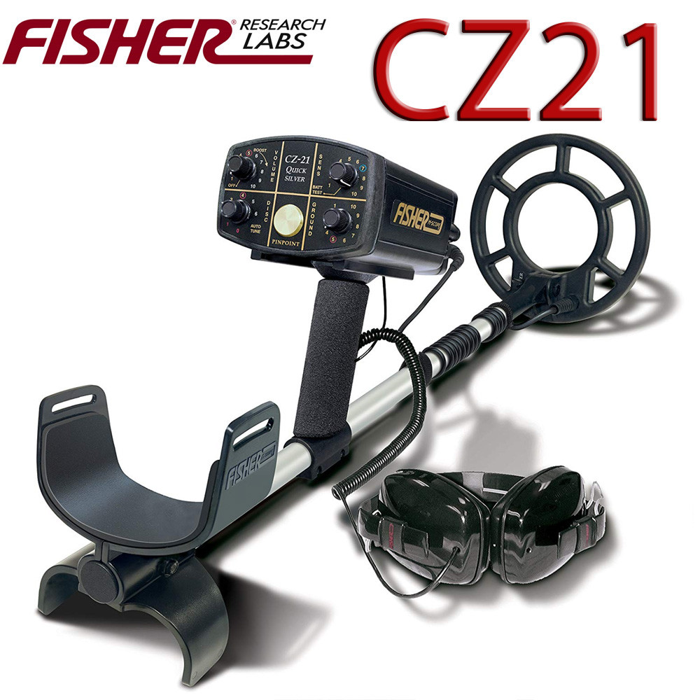 Fisher CZ21