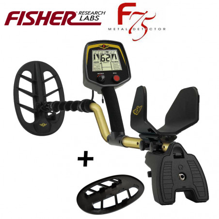 Fisher F75 SE + protège-disque