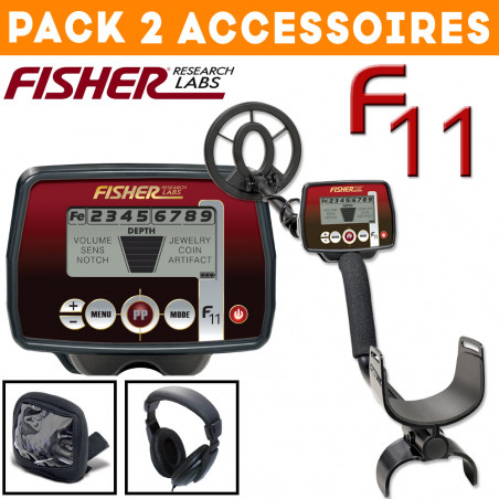Fisher F11 Pack