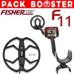 Fisher F11 Pack Grande Profondeur