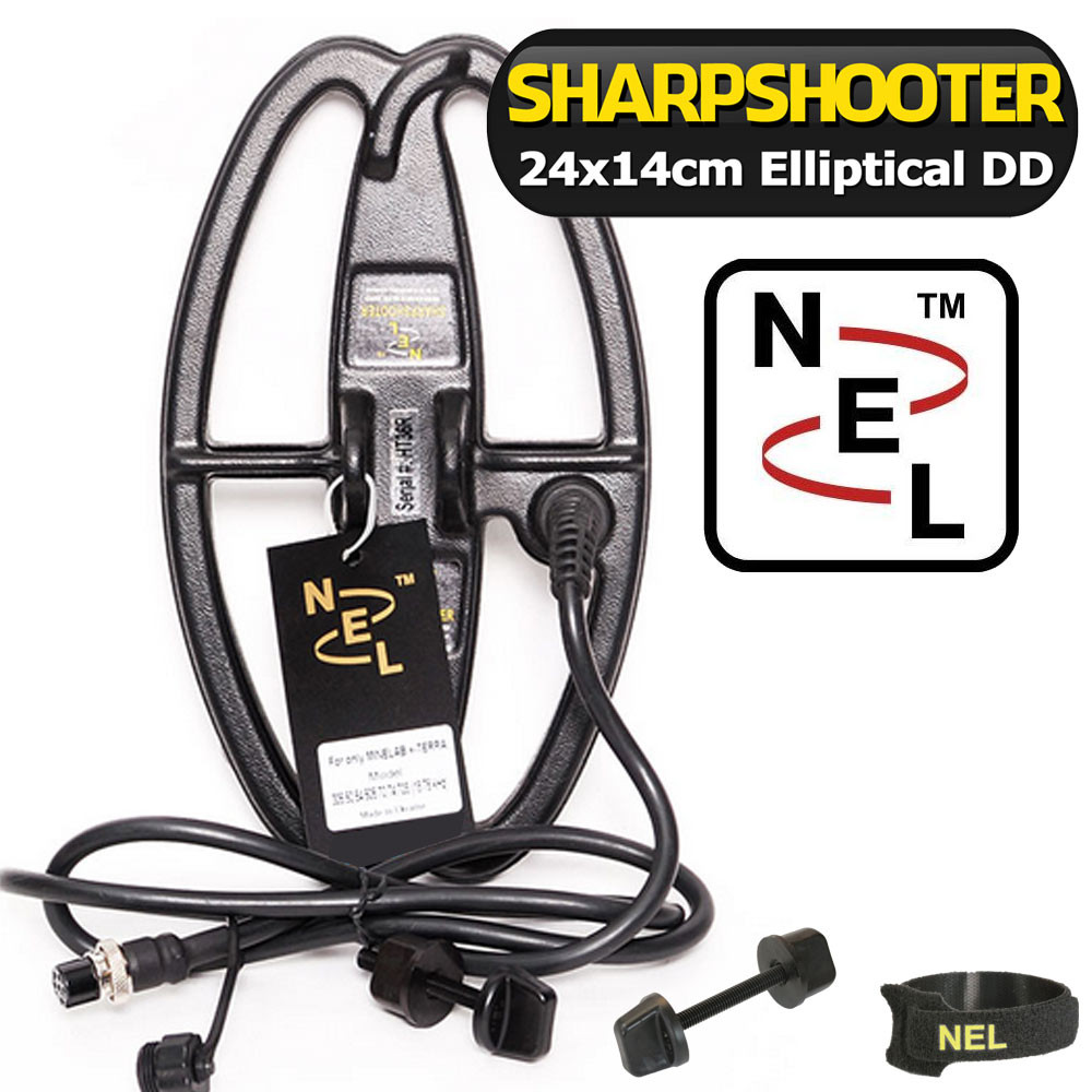 Disque NEL SHARPSHOOTER pour Fisher