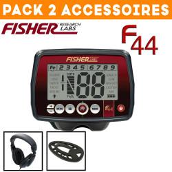 Fisher F44 +p-disque + casque