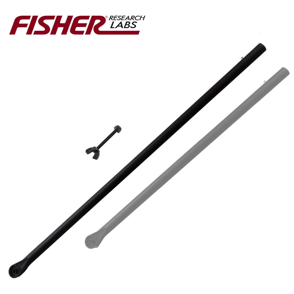 Bas de canne rallongé pour Fisher
