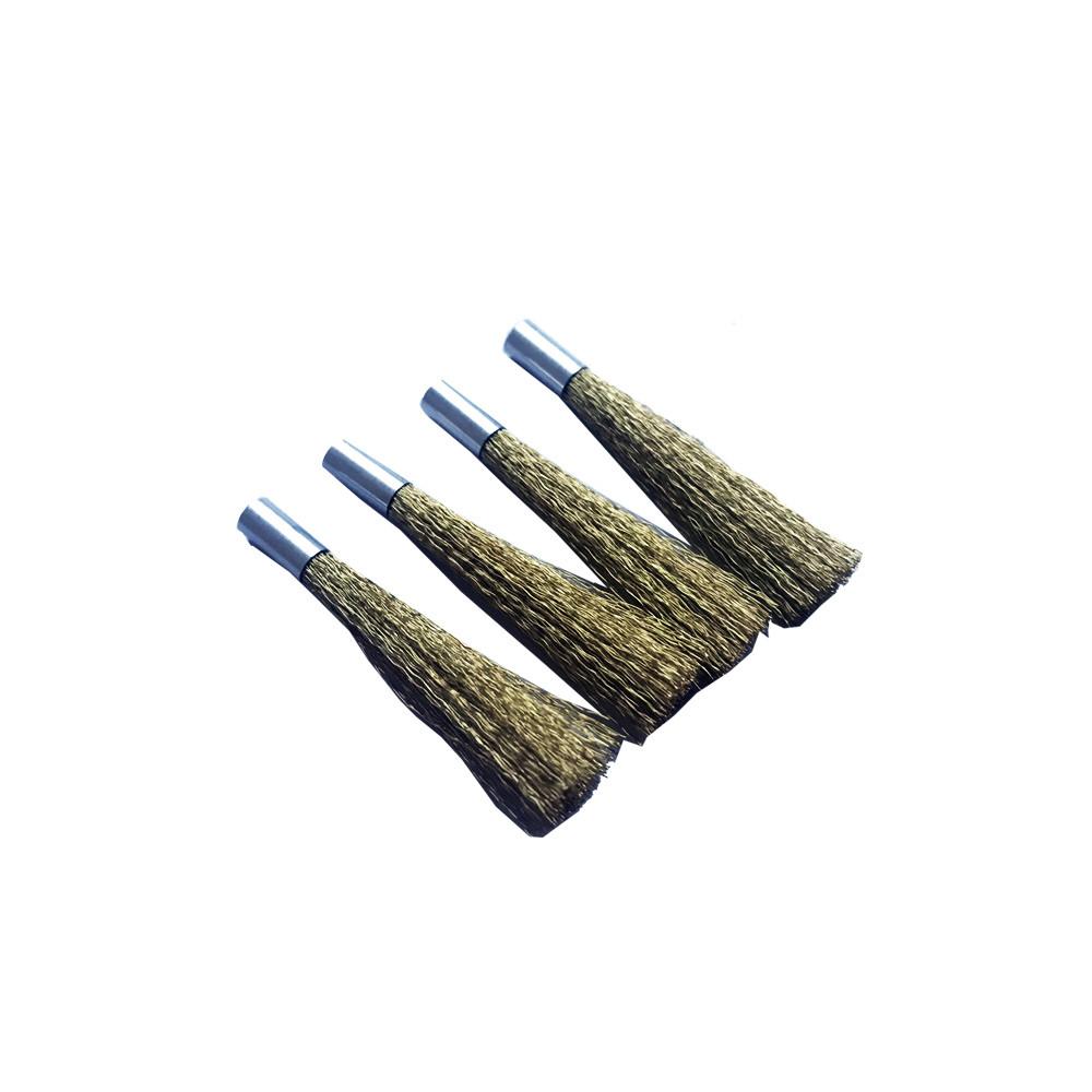 4 recharges laiton pour stylo nettoyeur