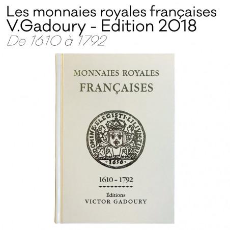 Monnaies Royales Françaises (Gadoury 2018)