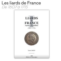 Liards de France royaux et féodaux
