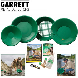 Kit d'orpaillage Garrett DELUXE