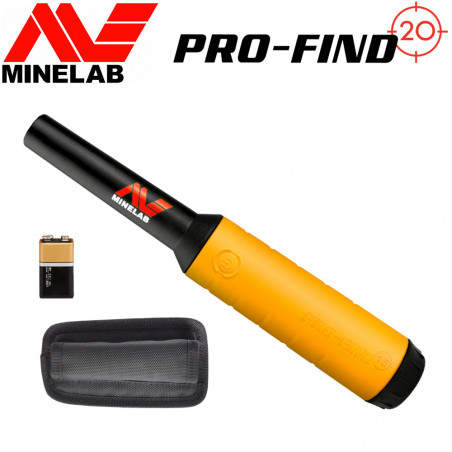 Pinpointer Minelab Profind 20