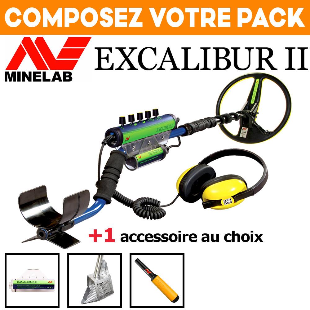 Excalibur II PACK PROMO