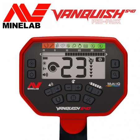 Promo VANQUISH 540 ProPack