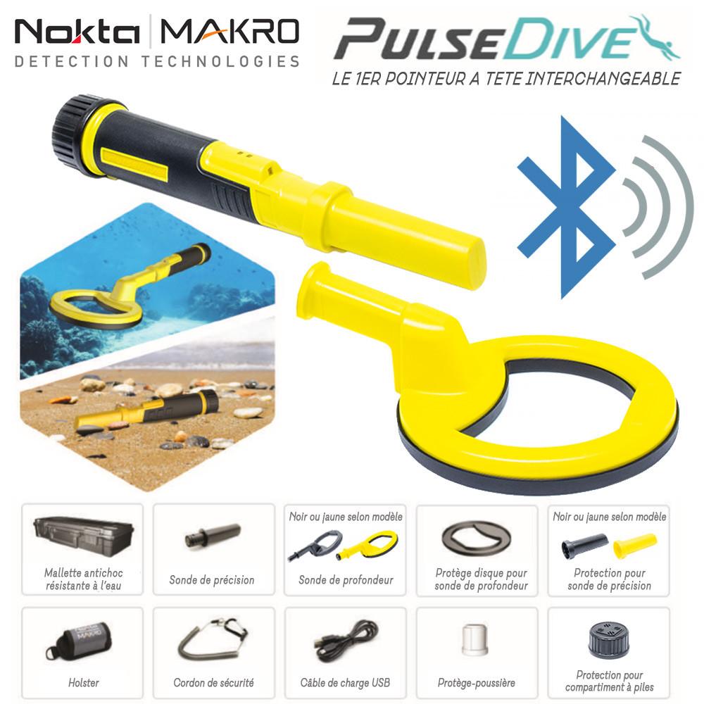 détecteur etanche pulse dive en promotion
