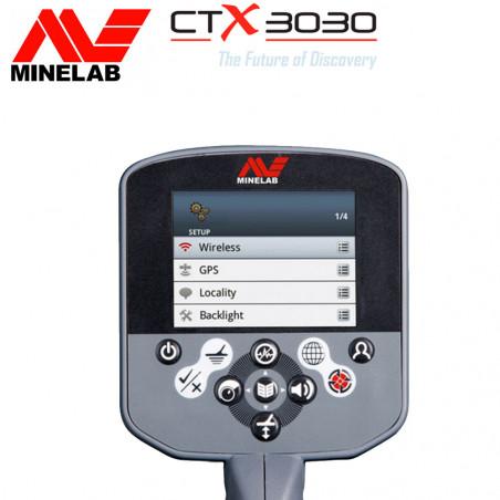 Minelab CTX 3030