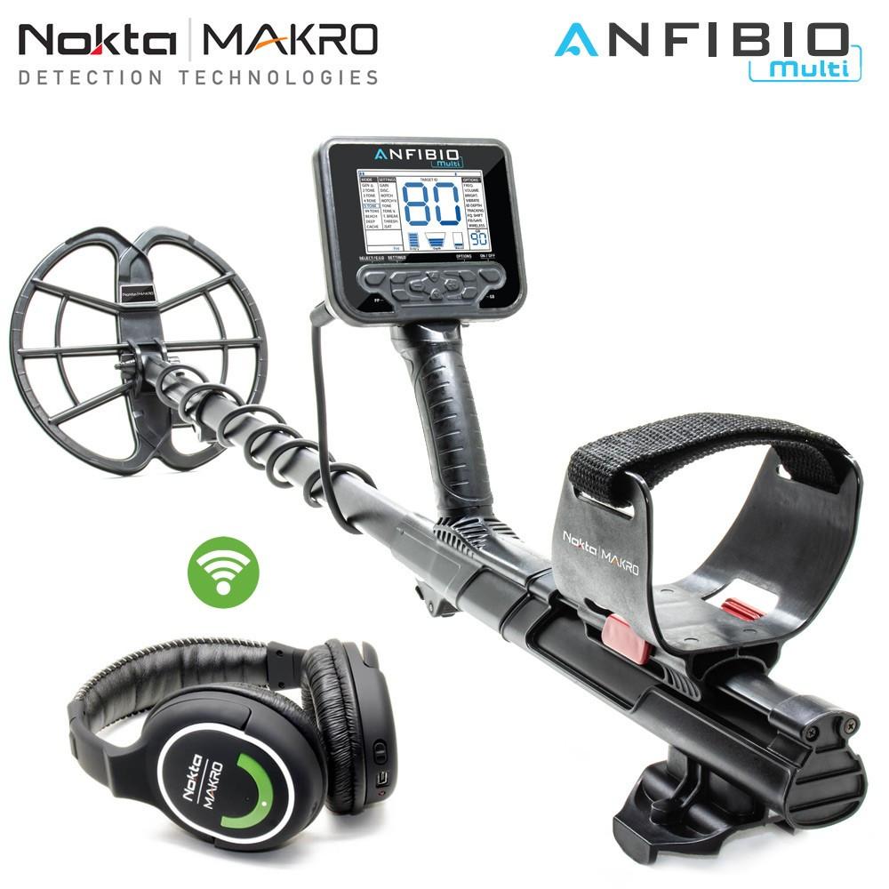 acheter détecteur nokta makro ANFIBIO en promotion