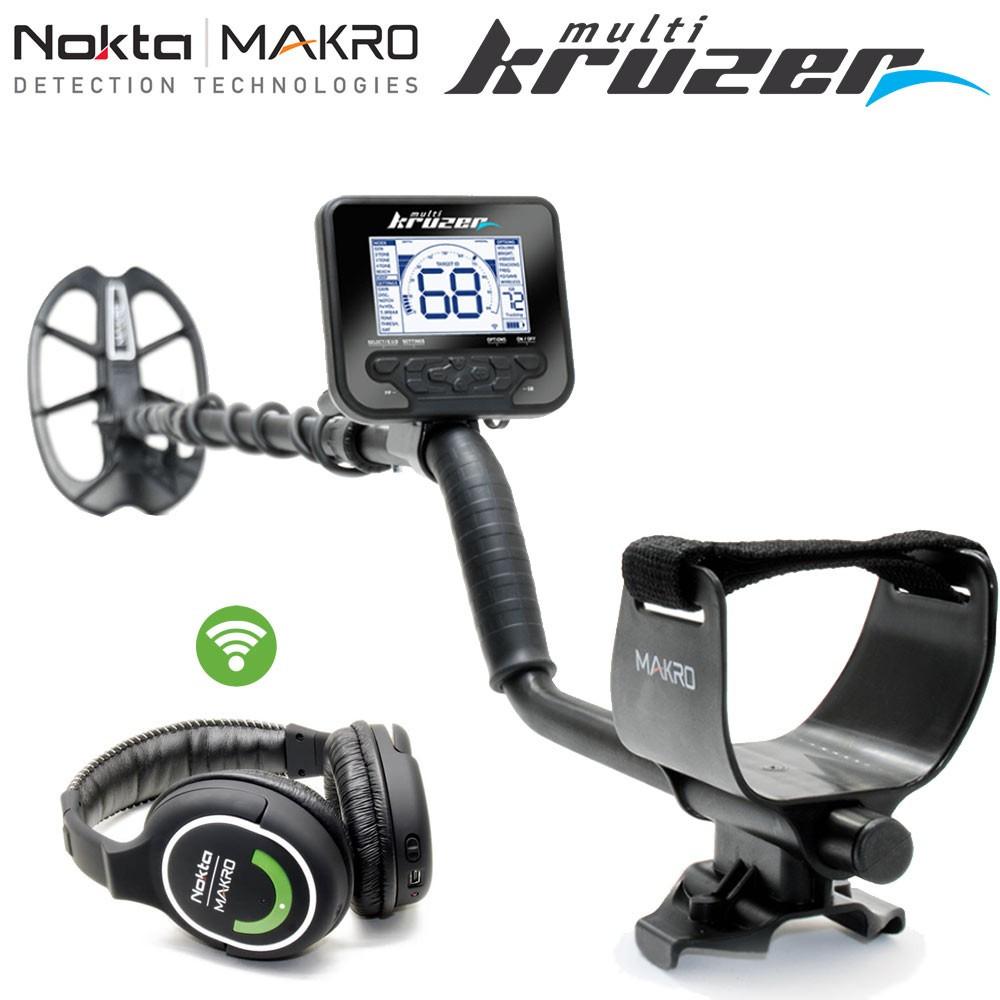 acheter détecteur nokta makro MultiKruzer en promotion