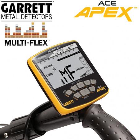 Détecteur de métal GARRETT APEX