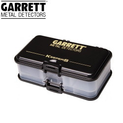 Boite pour monnaie détection Garrett KEEPERS