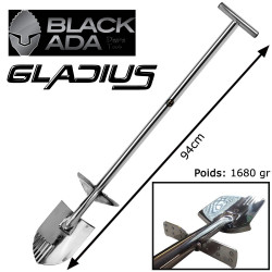 PELLE BLACK ADA GLADIUS inoxydable