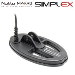 Disque 24x12cm elliptique pour détecteur Simplex